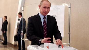 Putyin pártja tarolt a vasárnapi kormányzóválasztáson