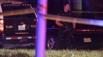 Hét embert lőtt le valaki Texasban