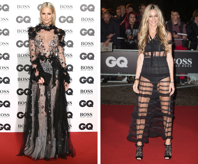 Poppy Delevingne vs Storm Keating