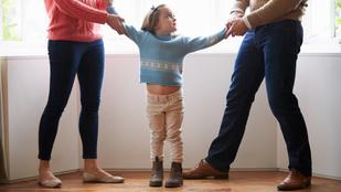 A közös szülői felügyelet a legjobb a gyereknek
