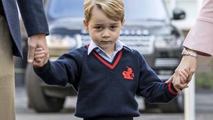 György hercegnek nem lesz legjobb barátja a suliban, de nem azért, amiért gondolná