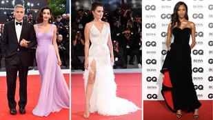 Kinek áll jobban: GQ Awards vs. Velencei Filmfesztivál