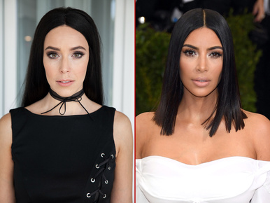 Kipróbáltuk: így lesz valakiből pár óra alatt Kim Kardashian