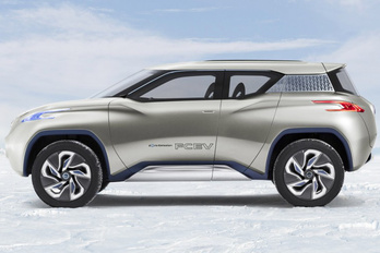 Új Nissan jön az év végére