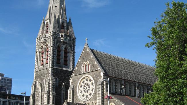 Újra felépítik a földrengésben összedőlt katedrálist Új-Zélandon