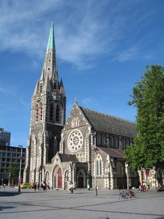 A katedrális egy 2006-os fotón