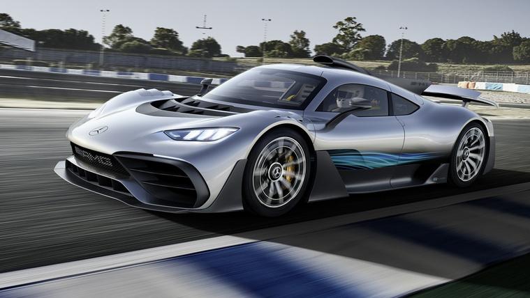 AMG Project One: a sportkocsik új királya?