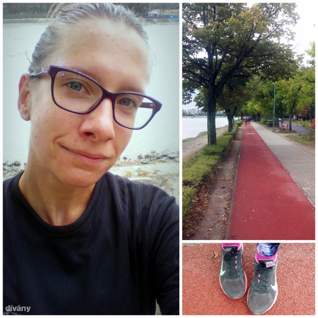 Félmosollyal álcázott rettegés, szétfutott cipő: az utolsó komolyabb edzésem a verseny előtt. Már csak egy pénteki kocogás van hátra, és jön a szombati nagy halál