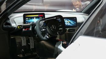 Mercedes ekkorát még nem ütött