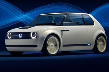 Honda Urban EV: ilyen egy jó japán vicc