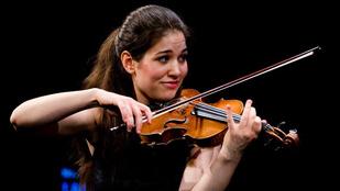 Két magyar hegedűs a Bartók Világverseny középdöntőjében