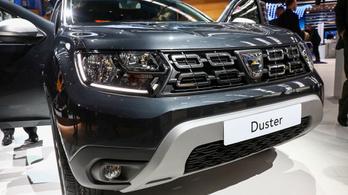 Beerősít a Duster, a Suzuki Vitara legfőbb konkurense