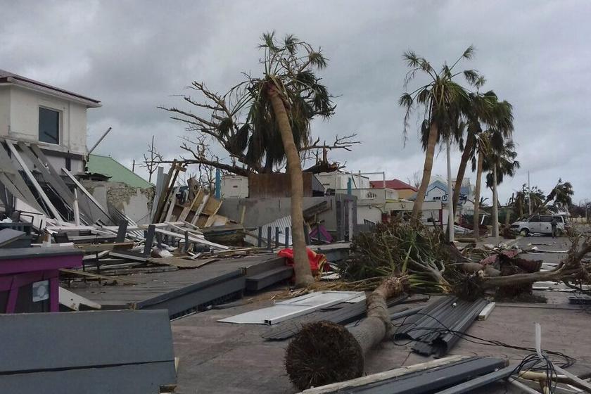 Csak romokat hagyott maga után: felkavaró képeken az Irma pusztítása