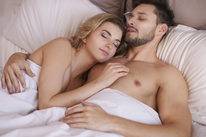 A meztelenül alvás hatásai: sokkal többet ad, mint gondolnád