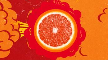 A vörös grapefruit egy radioaktív kísérlet eredménye