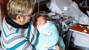 Így viselkedik egy ideális nagyszülő a szülés után