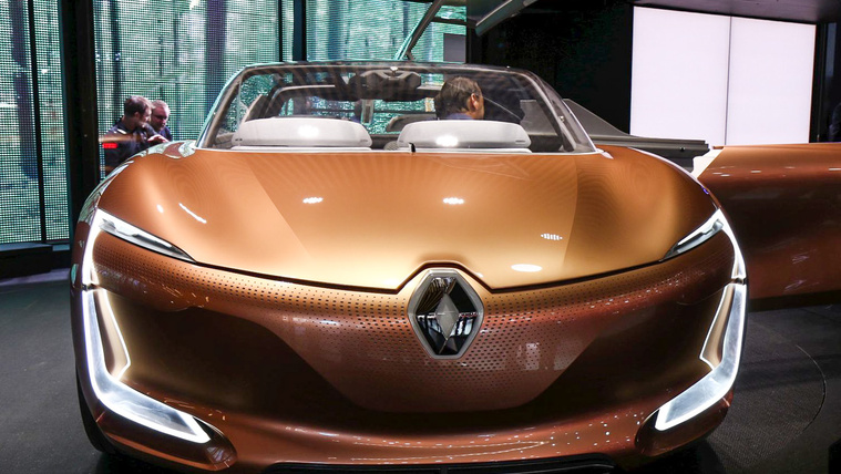 Symbioz: a Renault fullextrás jövőképe