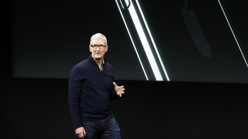 Itt az iPhone 8 és bejelentették az iPhone X-et is
