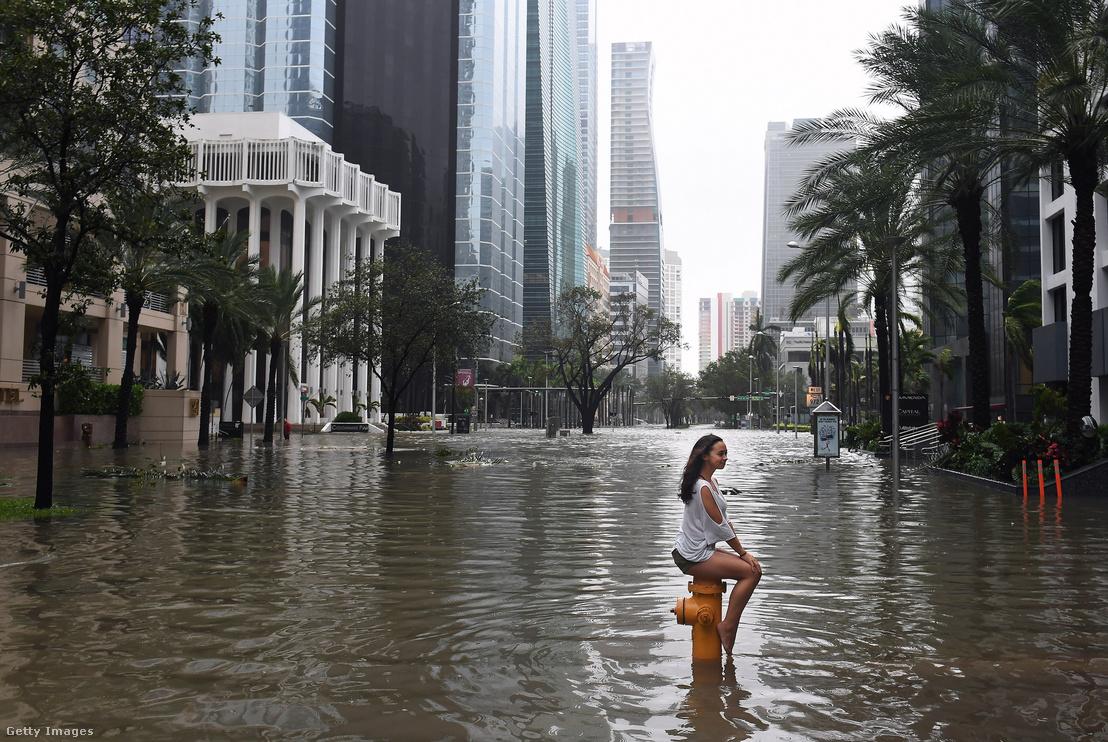 Miami 2017. szeptember 11-én