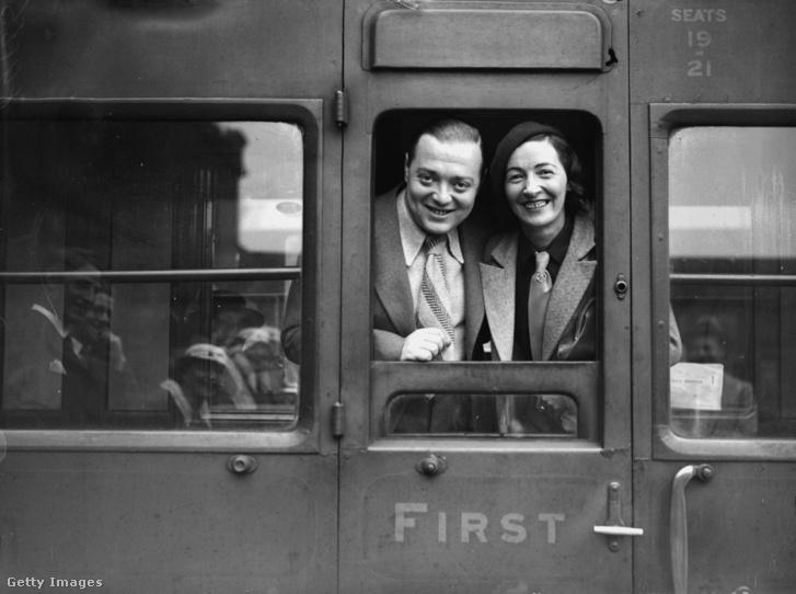 Celia Lovsky és Peter Lorre