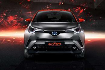 Sportos hibrideket ígér a Toyota