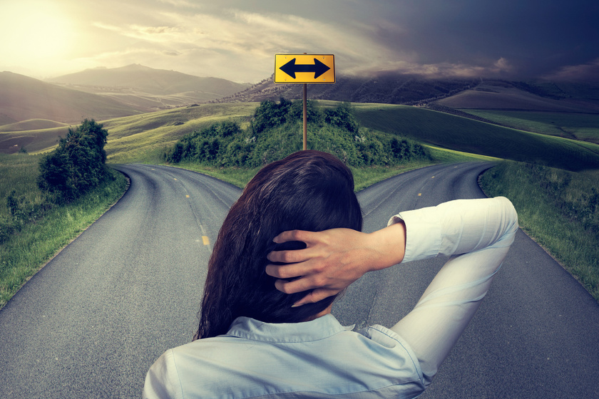 A helyes döntést úgy hozhatod meg, ha nem hallgatsz a megérzéseidre - Így válts munkahelyet!