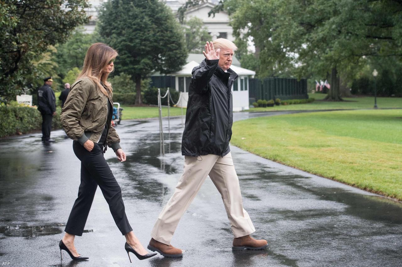"""Donald Trump néhány hete úgy vélte, hogy nem feltétlenül van kapcsolat a klímaváltozás és a mostani hurrikánok pusztítása között. """"Átéltünk már nagyobb viharokat is"""" – mondta. Egyébként kicsit összetett arra a válasz, hogy mekkora szerepe lehet a klímaváltozásnak a történtekben, de ezt is levezettük az Irma hurrikán átvonulása után."""