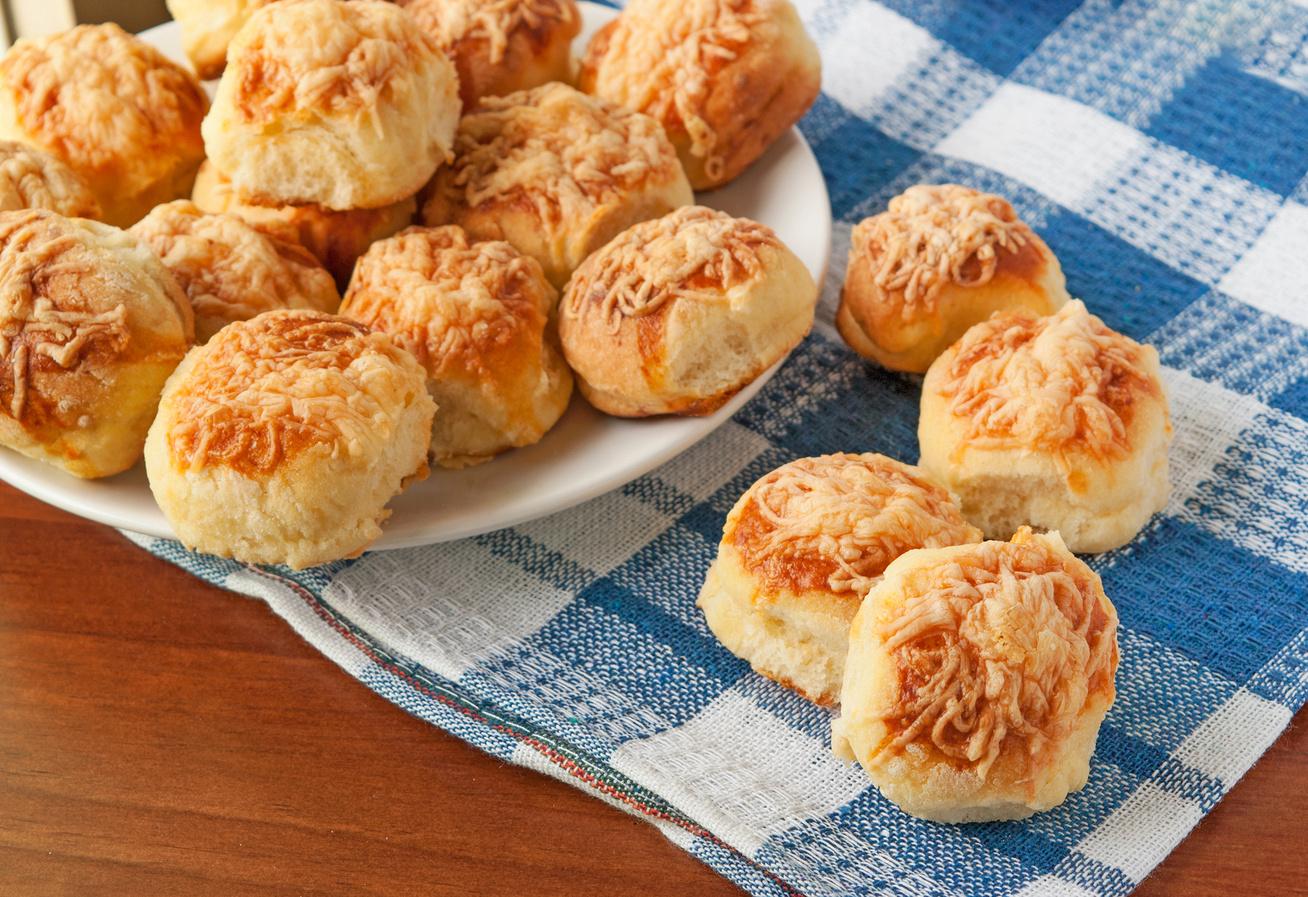 Villámgyors túrós-sajtos pogácsa kelesztés nélkül: 30 perc és kész