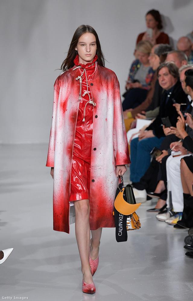 Véres tavasz vár ránk a Calvin Klein szerint.