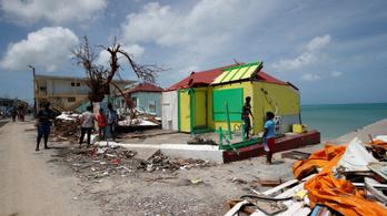 Nincs áram és étel az Irma hurrikán sújtotta területeken