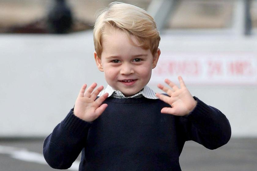Betört egy nő György herceg iskolájába: Katalin és Vilmos így reagált az esetre