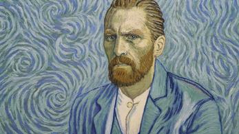 Hatalmas parasztvakítás a kézzel festett Van Gogh-film