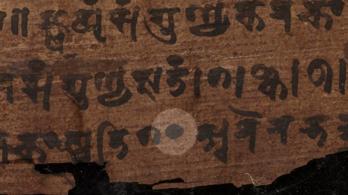 Megtalálták a világtörténelem első nulláját