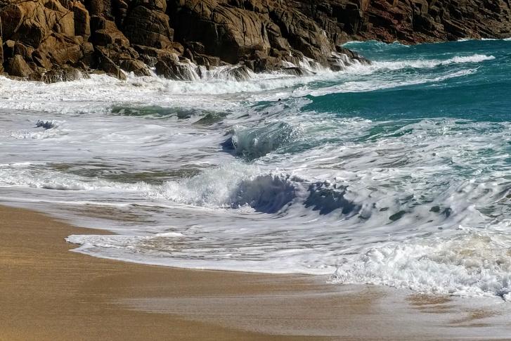 homokos strand