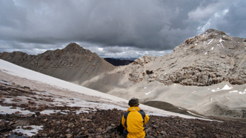 Az ázsiai gleccserjég egyharmada el fog olvadni