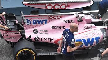 F1: megérkezett a fűrészhalszárny