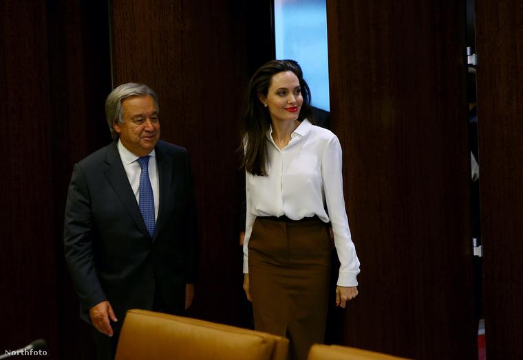 Ha már New Yorkban járt, találkozott António Guterres ENSZ-főtitkárral