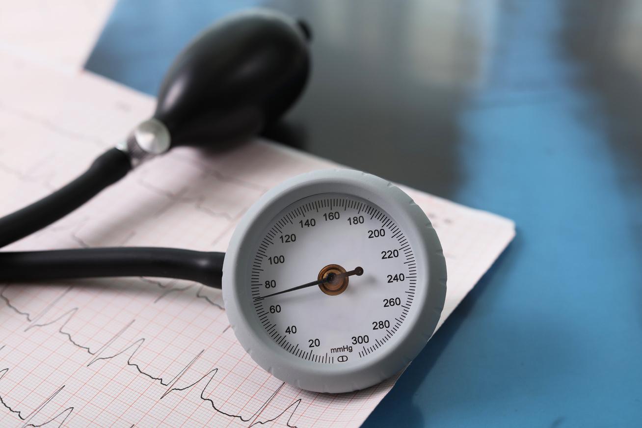 vérnyomás mérő