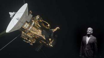 Minioperával búcsúztatják a megsemmisülő űrszondát