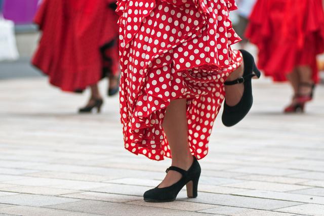 Flamenco minden mennyiségben - ezt ígérik többek között a szervezők