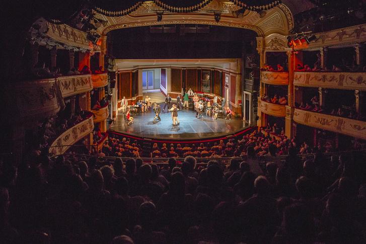 Színházak Éjszakája a Vígszínházban.