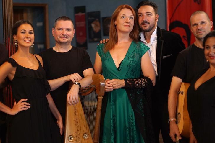 Magdalena Kozena, Compania de Flamenco