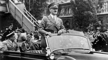 Hitlerre bukkantak az osztrák parlament alagsorában