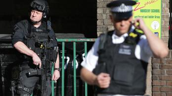 A legmagasabb fokozatra emelték a terrorkészültséget Nagy-Britanniában