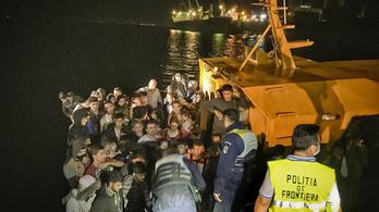 A Fekete-tengeren át is elkezdtek Európába érkezni a menekültek