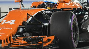 Rákapcsolt a McLaren-Honda: Alonso 4.