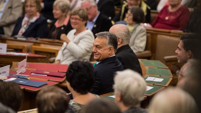 Orbán: Ez volt a központilag elrendelt megtorlás