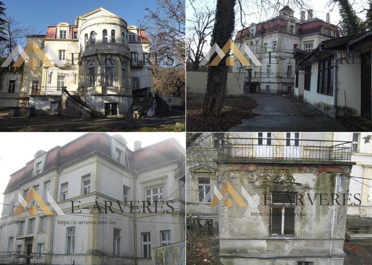 A 1121 Budapest Szilassy út 6. szám alatti ingatlan képei az MNV aukciós oldalán