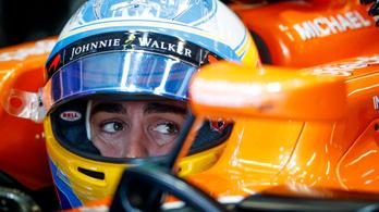 Már csinálják is a helyet Alonsónak a Le Mans-i 24 órásra