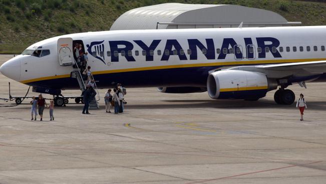 A Ryanair napi 40-50 járatot töröl az elkövetkező hat héten